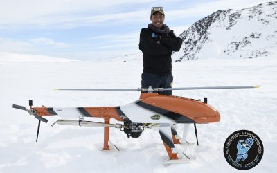 Arctic UAV Adopts Airspace Awareness Application for BVLOS Drone Flights