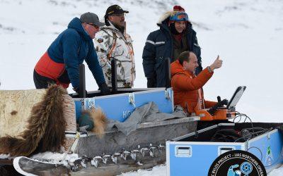 Arctic UAV's Ukpik flies Nunavut skies