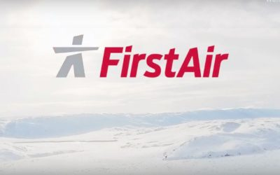 First Air Promotional Video